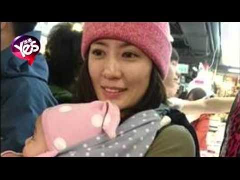 賈靜雯攜女兒拍片 工作人員與攝影記者起衝突