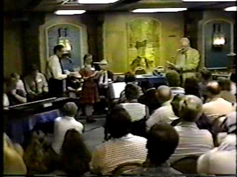 The Lone Ranger, as performed at the Cincinnati Old-Time Radio Convention, 1996