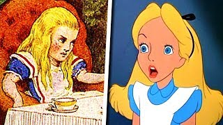 The Messed Up Origins of Alice in Wonderland (Pt.  1) | Disney Explained -  Jon Solo