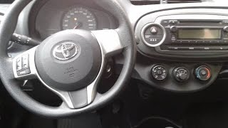 Test || 2016 Toyota Yaris 1.0 Life - #14