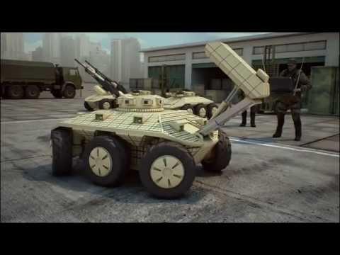 Yeni yakın savaş muharebe araçları