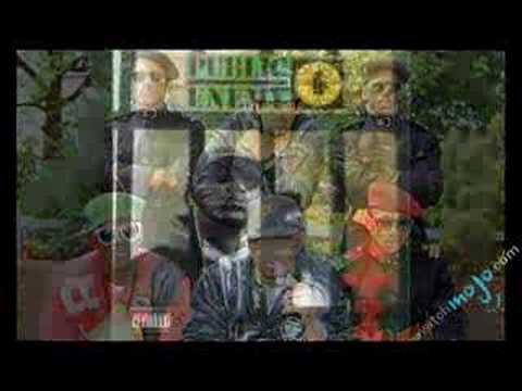 Slick Rick, Public Enemy&MC Hammer