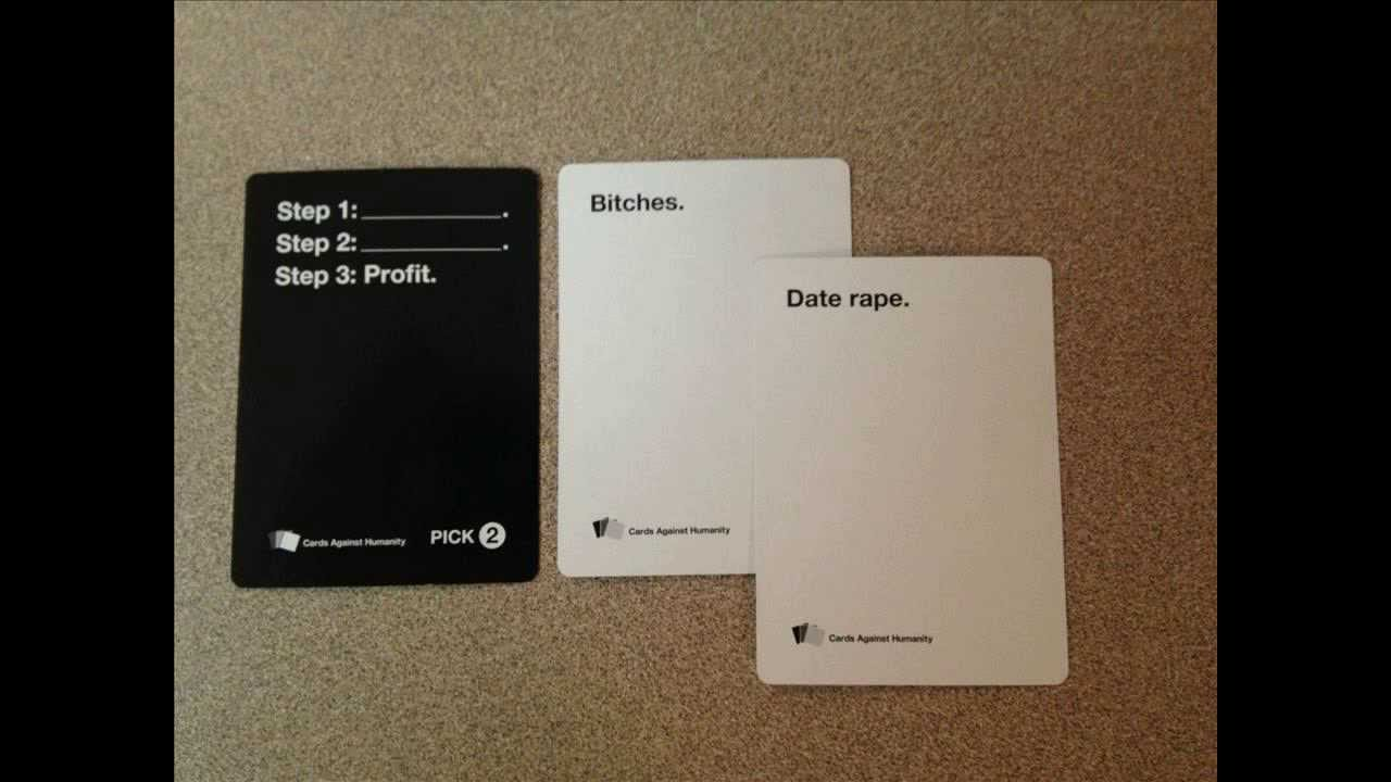 Where can I get Cards Against Humanity - cards against humanity answers - YouTube