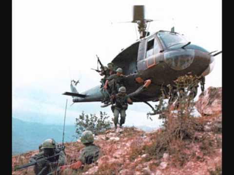 Radio Recording From The Vietnam War - Recon Team Ambushed (2/3)