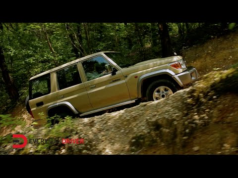 For SUV's 30th anniversary, Toyota reissues Land Cruiser 70 Series on Everyman Driver