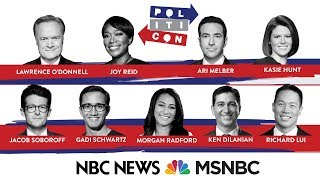 Watch Live: NBC News, MSNBC participate in Politicon