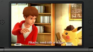 Detective Pikachu: Quick Look