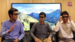 Review : LG 84UB980T Ultra HD 4K TV