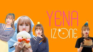 CHOI YENA FUNNY AND CUTE MOMENTS
