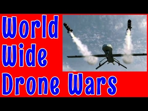 Drone Stories: World Wide Drone Wars