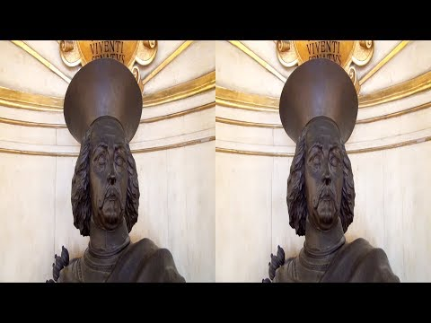 3D video - Venice: Doge's Palace - 4K VR 3D SBS TV