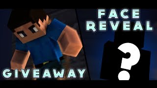MC INTRO GIVEAWAY + FACE REVEAL!!!