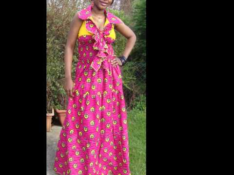Jillo's Corner African clothing summer collection