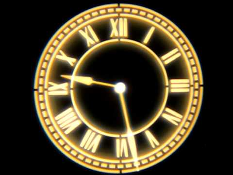 Ticking Clock Effect - Theatricalprojections video