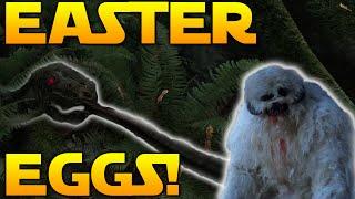 Star Wars Battlefront: WAMPA, LIZARD & MORE EASTER EGGS!