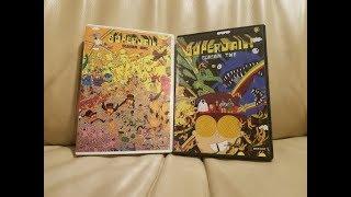 Superjail Season 1 & 2 DVD Review