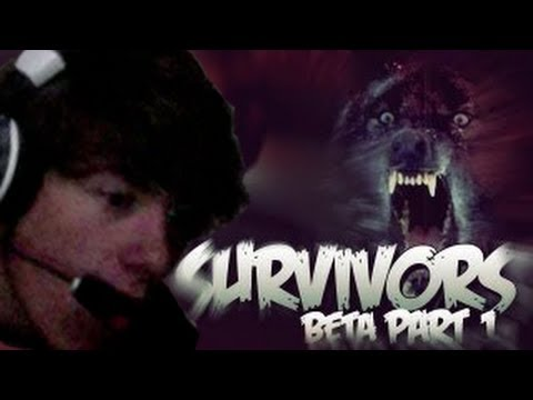 SO MUCH SCREAMING! D: - SURVIVORS: Beta (+Download Link) - (Co-op Horror!)