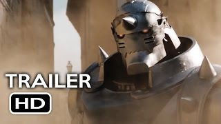 Fullmetal Alchemist Live-Action Official Trailer #2 (2017) Action Movie HD