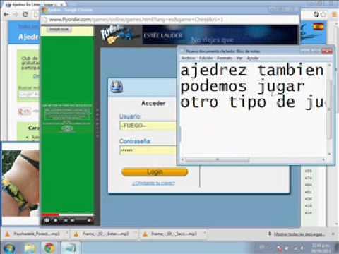jugar ajedrez online (play chess online)