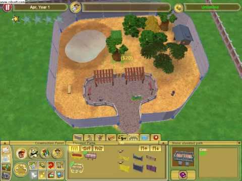 How To Make Indoor Exhibits On Zoo Tycoon 2