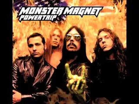 Monster Magnet - 3rd Eye Landslide
