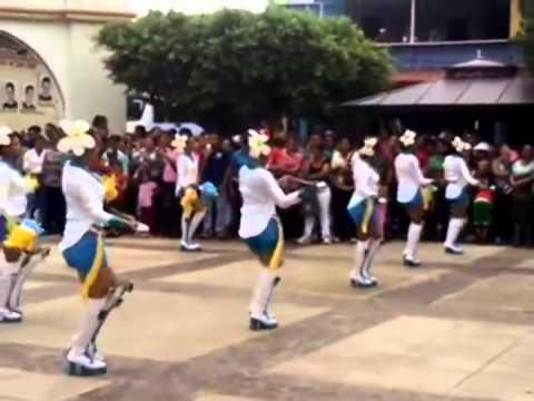 Presentacion Banda Muscial Colegio Inmaculada concepcion leon Nicaragua