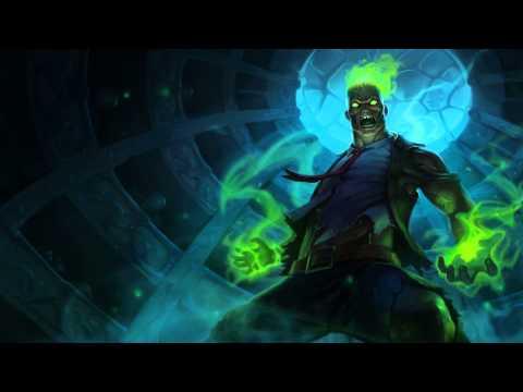좀비 브랜드 (Zombie Brand) Voice - 한국어 (Korean) - League of Legends