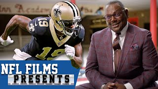Ted Ginn: Sharing Success as Father & Son | NFL Films Presents