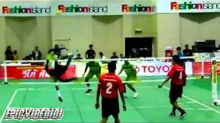 Epic Sport of Kung Fu Volleyball