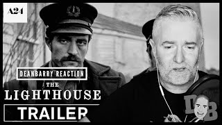 The Lighthouse Trailer (A24) REACTION