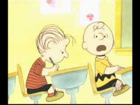 A Charlie Brown Valentine 2 3 YouTube