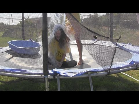 Ice Bucket Challenge - Paula Szabłowska - Nominacja od Sebastiana Szabłowskiego - Dzięki