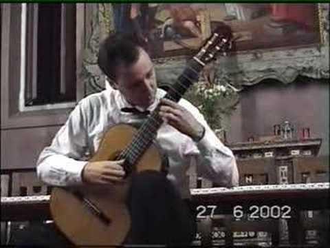 Bruno Giuffredi plays Studio No.2 - Giulio Regondi
