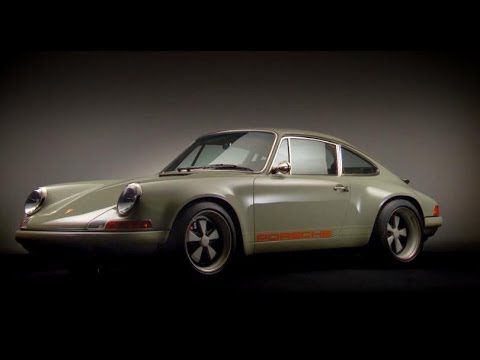 Singer 911 - Porsche 911 Tribute - Top Gear - Series 20 - BBC