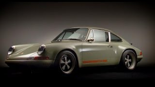 911 Modified by Singer | Porsche 911 Tribute | Top Gear | Series 20 | BBC