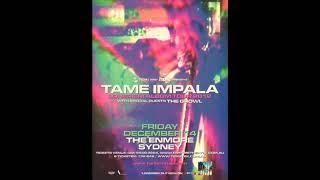 Tame Impala - Mind Melt Live 2012 @ Enmore Theatre (Sydney)