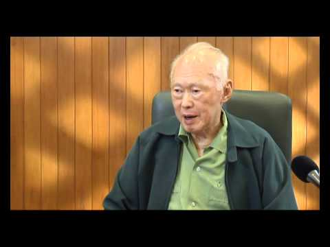 Lee Kuan Yew Hard Truths To Keep Singapore Going Interview - Hot-button Topics