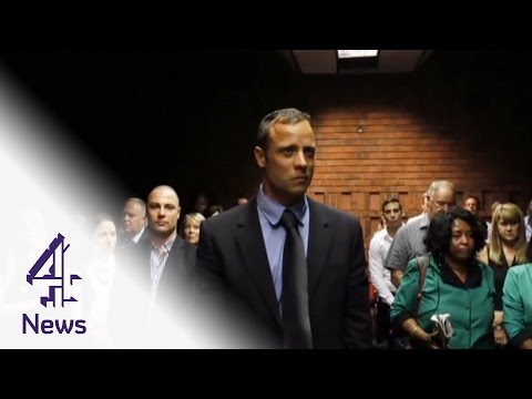 The Oscar Pistorius trial in 90 seconds | Channel 4 News