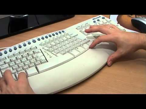 Learn Fast Typing - Keyboard Tutorial on Touch-Typing