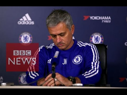 Jose Mourinho sacked by Chelsea - BBC News