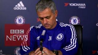 Jose Mourinho sacked by Chelsea - BBC News
