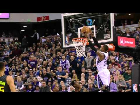 Top 10 NBA Plays: January 21st