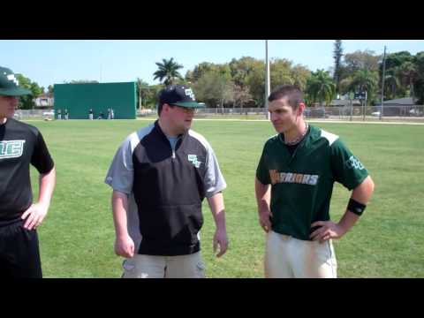 03/10/14 Baseball vs. Haverford Postgame Interview