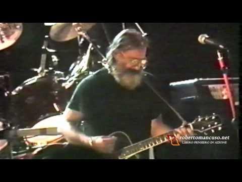 I Nomadi – Augusto Daolio: Gente come noi – LIVE 1991