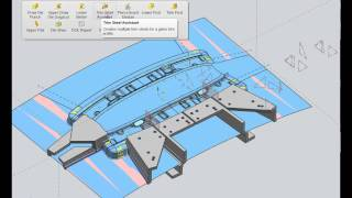 TC 9 & NX8 - Body Stamping - Die Structure Design-Trim Steel - Part6