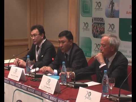 KIOGE 2012 - KAZAKHSTAN INTERNATIONAL OIL & GAS CONFERENCE