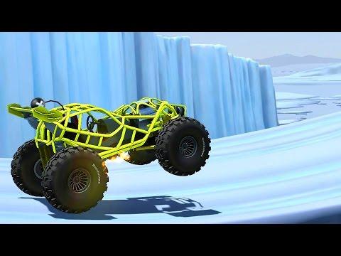 МАШИНЫ МОНСТРЫ #3 Игровой мультик про машинки танки тачки для детей мультфильм гонки на машинах MMX