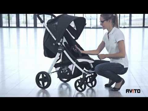 Avito Kinderwagen von ABC Design