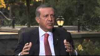 أردوغان يتعهد بمكافحة جماعة غولن ومناصرة قضايا الشعوب