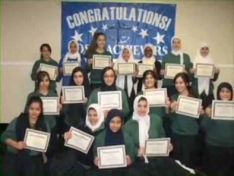 AQSA SCHOOL ACCOMPLISHMENTS VIDEO 2010-2011